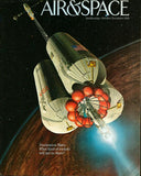 Air & Space 10/11 October/November 1989 Vol.4 No.4 Issue Magazine U1 N/A Airscoop