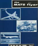 Military Air Transport Serice The Mats Flyer June 1961 Vol.VIII No.6 Magazine U2 N/A Military Air Transport Serice