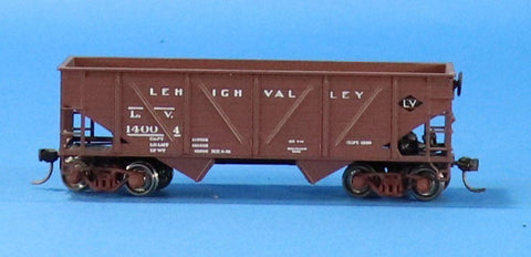HO Gauge Lehigh Valley L.V. #14004 Hopper Car #OEMcar05U