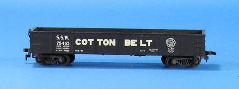 Riva HO Gauge Cotton Belt S.S.W #75453 Gondola Car #RAC02U