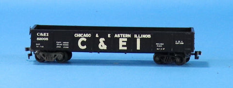 Roco HO Gauge Chicago & Eastern Illinois C&EI #82005 Gondola Car #ROC01U