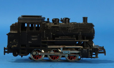 Marklin HO Gauge 0-6-0 Steamer CM8000 #89005 Locomotive Engine ##MNE02U