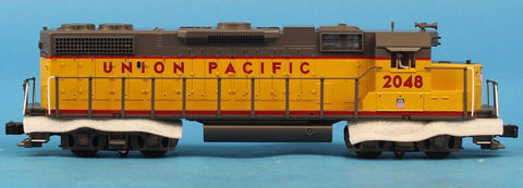 MTH O Gauge Union Pacific #2048 EMD GP38-2 Diesel Engine #20-2188-1U