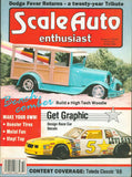 Scale Auto Enthusiast #57 October 10.1988 Vol.10 No.3 Magazine Get Graphic U N/A Scale Auto