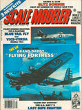 Scale Modeler July 1990 Vol.25 Number 7 Grand Daddy Flying Fortress Magazine U N/A Scale Modeler