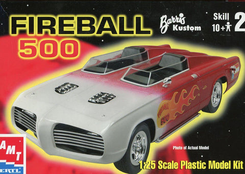 Unassembled Unpainted Model Kit