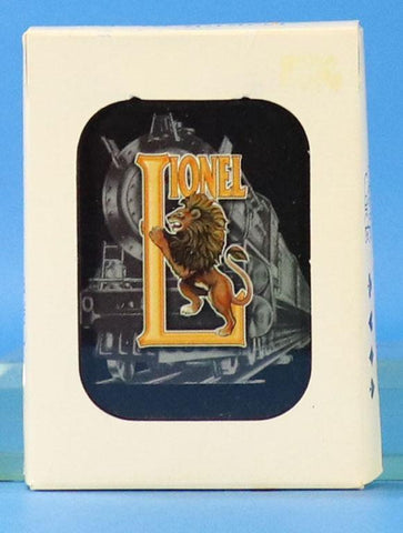 Lionel Playing Cards Blue Poker Size #card2U