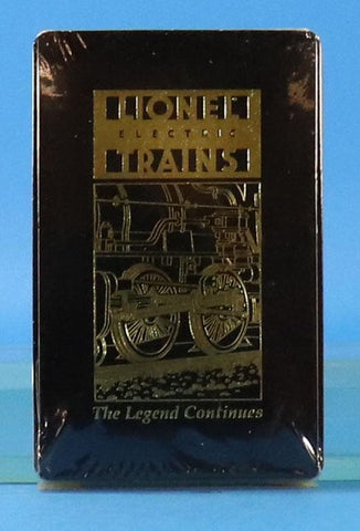Lionel Playing Cards Poker Size 2 Pack Set#card4