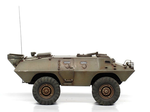 Verlinden Built 1:35 V-100 Vietnam Command Vehicle Original Display #VPBV100 N/A Verlinden Productions