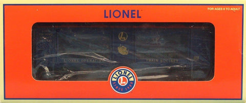 Lionel O Gauge Lionel Operating Society Lots #52419 Touring Layout Car #6-52419U N/A Lionel