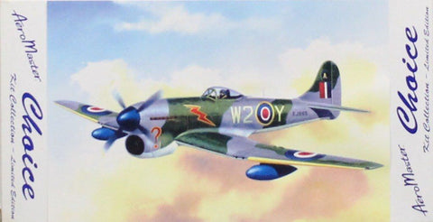 Aero Master 1:72 Hawker Tempest V Multi-Media Model Kit #CH7203 N/A Aero Master