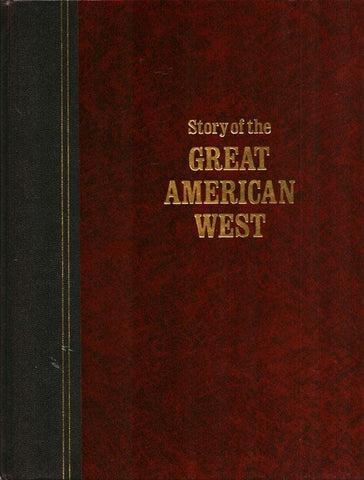 Story of the Great American West by Reader's Digest Reference Book N/A Readers Digest