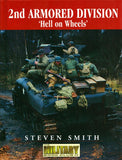 "2nd Armored Division ""Hell on Wheels"" by Steven Smith Hardcover Book Ian Allen N/A Ian_Allen"