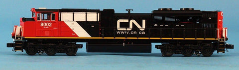 Lionel O Gauge Canadian National #193096 #193144 #193146 #193152 #193182 #193184 #8002 SD70 M-2 Coal Train Car Bathtub Gondola Set #6-31787U