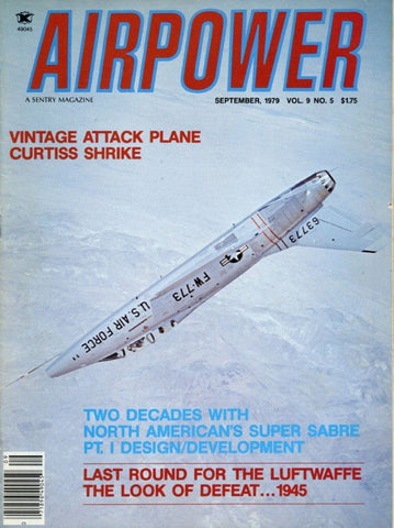 Airpower September 9.1979 Volume 9 Number 5 Magazine U N/A Airpower
