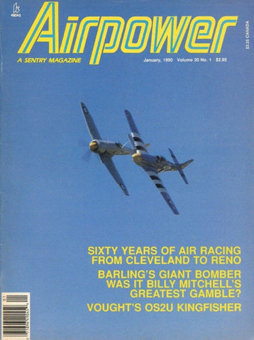Airpower January 1.1990 Volume 20 Number 1 Magazine U N/A Airpower