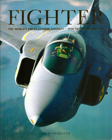 Fighter By Jim Winchester World Finest Combat Aircraft Hardcover Barnes Noble N/A Barnes_Noble