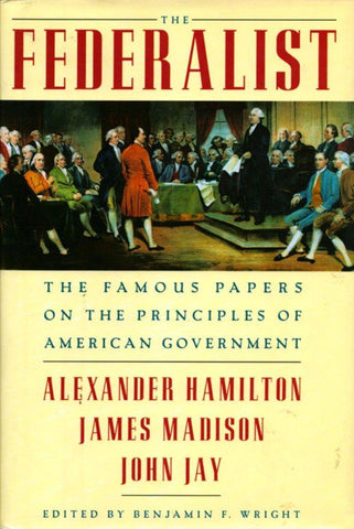 Federalist By Alexander Hamilton American Government Hardcover Barnes Noble N/A Barnes_Noble