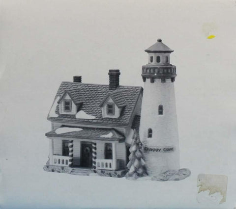 Department 56 Craggy Cove Lighthouse Heritage Village Collection #5930-7U N/A Department_56