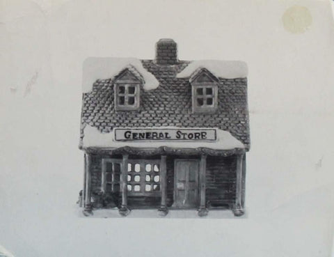 Department 56 General Store Heritage Village Collection England Village #6530-7ZU N/A Department_56
