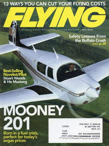 Flying 13 Ways You Can Cut Your Flying Costs Vol.137 No.7 7.2010 July Magazines N/A Flying