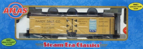 Atlas O Gauge Hardy Salt ARE GARE #9142 40' Re-built Wood Reefer Boxcar #8152-2U N/A Atlas