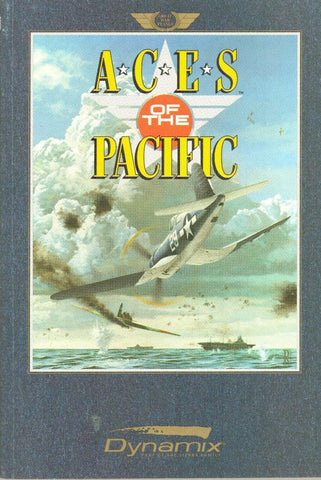 Aces of the Pacific Dynamix MS-DOS Play Book U1 N/A Dynamix