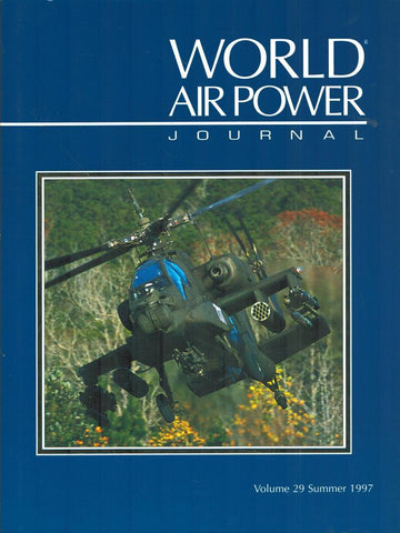 World Air Power Journal Volume 29 Summer 1997 Hardcover Book Aeroplace N/A Aeroplace_Publishing