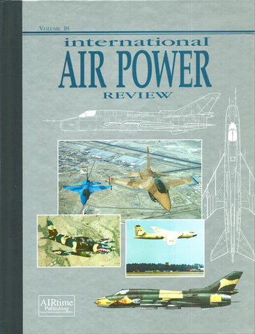 International Air Power Review Vol.18 Hardcover by David Donald Airtime N/A Airtime_Publishing