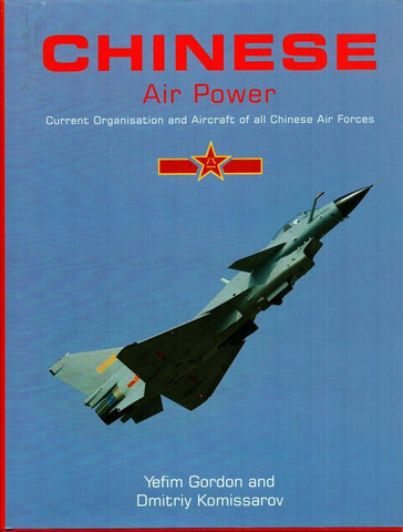 Chinese Air Power Current Organisation Aircraft Chinese Hardcover Ian Allan N/A Ian_Allan