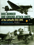 Dive Bomber & Ground Attack Units of the Luftwaffe Vol.2 Hardcover Ian Allan N/A Ian_Allan
