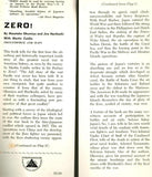 Zero The Air War in the Pacific During WWII the Japanese Viewpoint Hardcover U4 N/A OEM