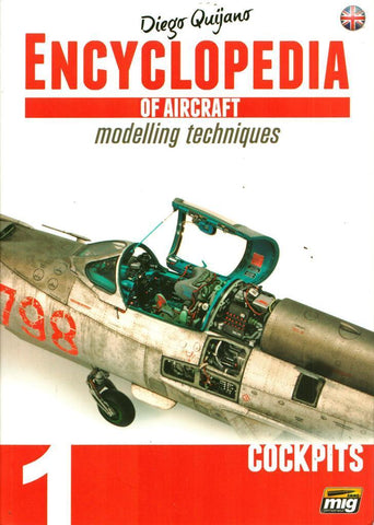 Ammo of Mig Encyclopedia of Aircraft Modelling Techniques Vol.1 English #6050 N/A Ammo_of_Mig_Jimenez