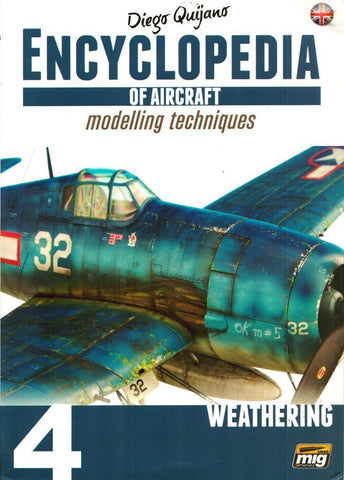 Ammo of Mig Encyclopedia of Aircraft Modelling Techniques Vol.4 English #6053 N/A Ammo_of_Mig_Jimenez