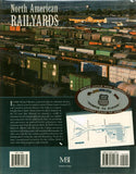 North American Railyards Hardcover by Michael Rhodes MBI Publishing N/A MBI_Publishing