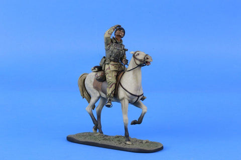 Verlinden 120mm 1:16 Special Forces Afganistan 2001 Original Display #VPB1854 N/A Verlinden Productions
