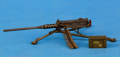 Verlinden Built 1:16 120mm Browning M2 .50 Cal MG Original Display #VPBM2cal N/A Verlinden Productions