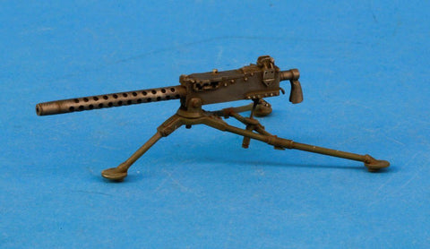 Verlinden Built 1:16 120mm Browning M1919 .30 Cal MG Original Display #VPBM1919 N/A Verlinden Productions