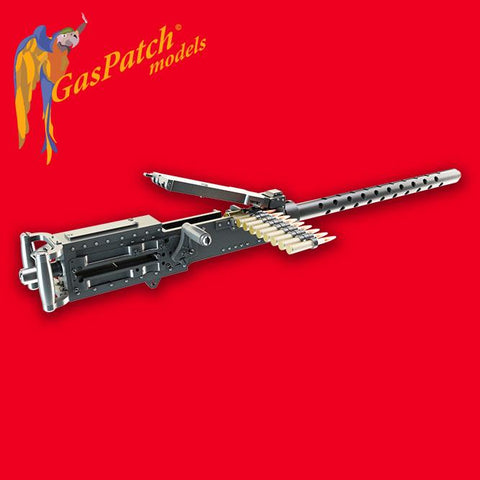 GasPatch 1:32 Browning Machine Gun Flexible Type - Detail Update #15-32085 N/A GasPatch