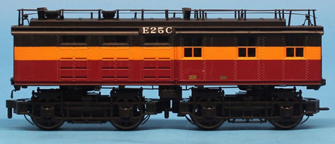 MTH 1:48 O Scale Milwaukee Road EF-3 Electric Engine A-Unit w/Proto-Sound 3.0 Cab No.E25B Model #20-5698-1C