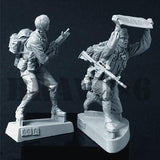 Bravo6 1:35 MACV-SOG Top Secret Vietnam War #2 - 2 Resin Figures #B6-35044