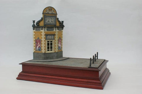 Reality In Scale 1:35 Resin Villa Palladio w Decal Wallpaper Stained Glass 35074 N/A Reality In Scale