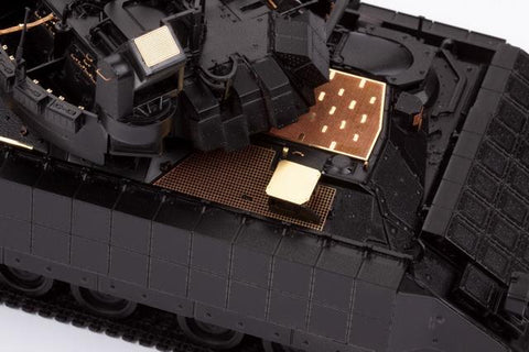 Eduard 1:35 M3A3 Bradley CFV PE Detail Set For KINETIC #36394 N/A Eduard
