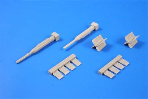 CMK 1:48 GBU-24 Paveway III Laser Guided Bomb (2 pcs) Resin Detail Set #4316 N/A CMK
