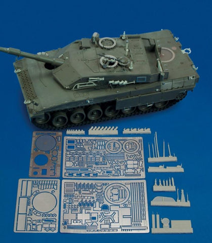 Royal Model 1:35 MBT Ariete (for Trumpeter kit) - PE Resin Detail Set #431 N/A Royal Model