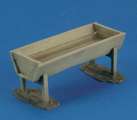 Royal Model 1:35 1:32 Animal Water Trough Resin Diorama Detail #584 N/A Royal Model