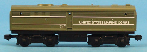 Lionel 1:48 O Scale US Marines Corps B Unit #221C Car #6-38374 N/A Lionel