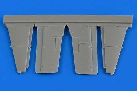 Aires 1:72 F4F-4 Wildcat Control Surfaces for Airfix - Resin Update #7343 N/A Aires