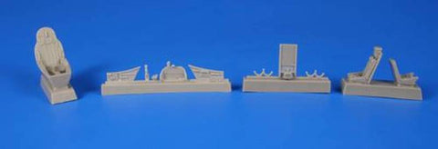 Unassembled Unpainted Model Accessories