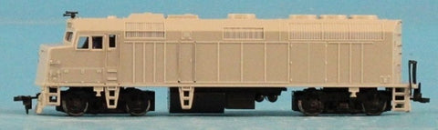 Spectrum HO Gauge 1:87 EMD F40PH Diesel Undecorated Locomotive Engine #87001U N/A Spectrum